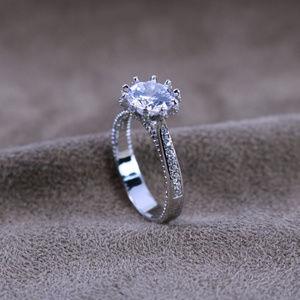 2.18 ct.tw Halo Wedding Ring Deco Ring, Engagement